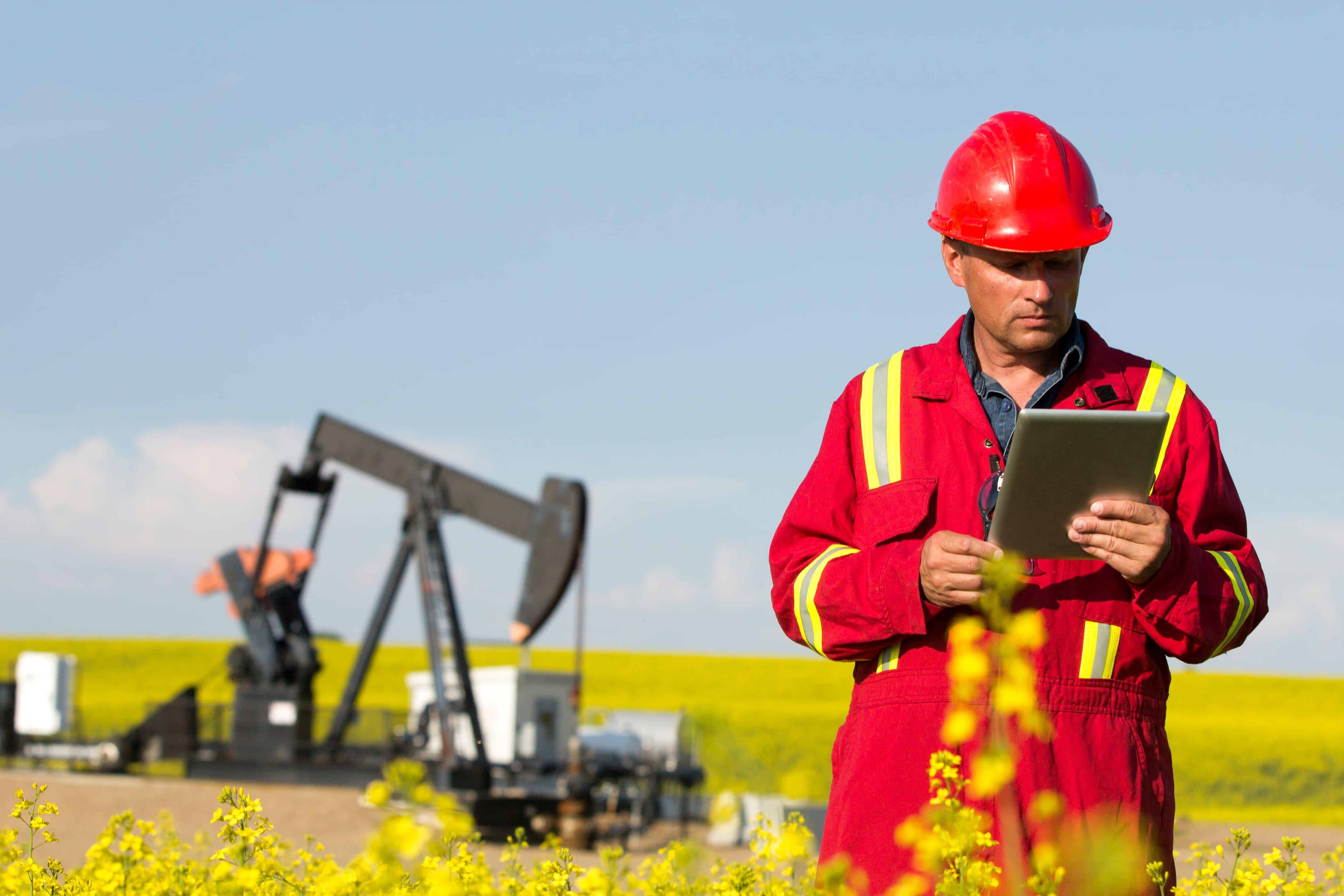 Gestión Inteligente de gastos para la Industria de Energía y Recursos Naturales